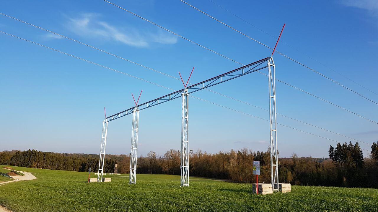 """System """"Light"""" unser Ersatz für Holzgerüste"""